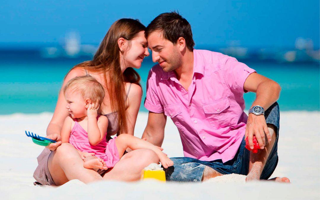 La familia en vacaciones: Oportunidad para re-unirse