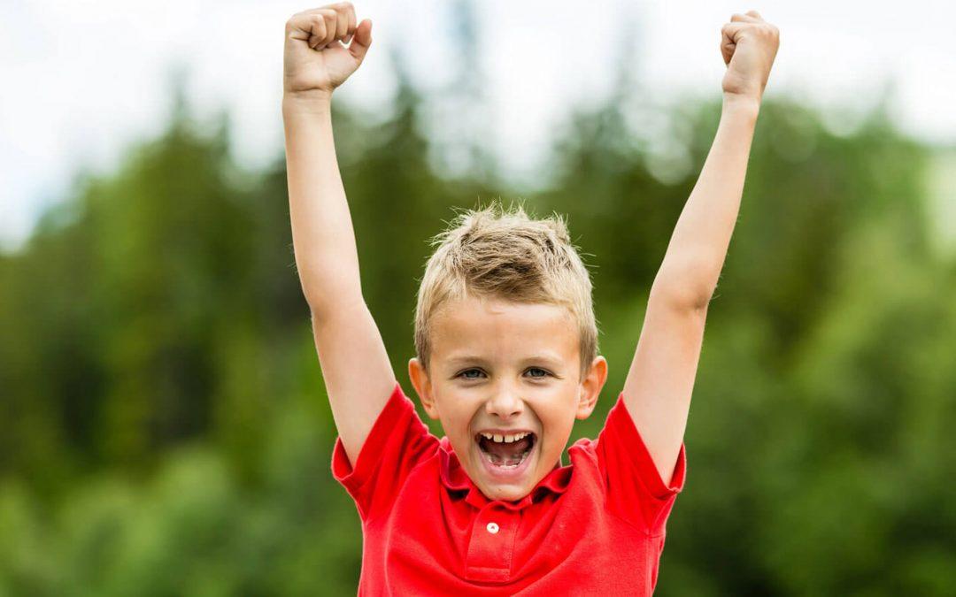 Taller de autoestima para niños/as de 5 a 9 años