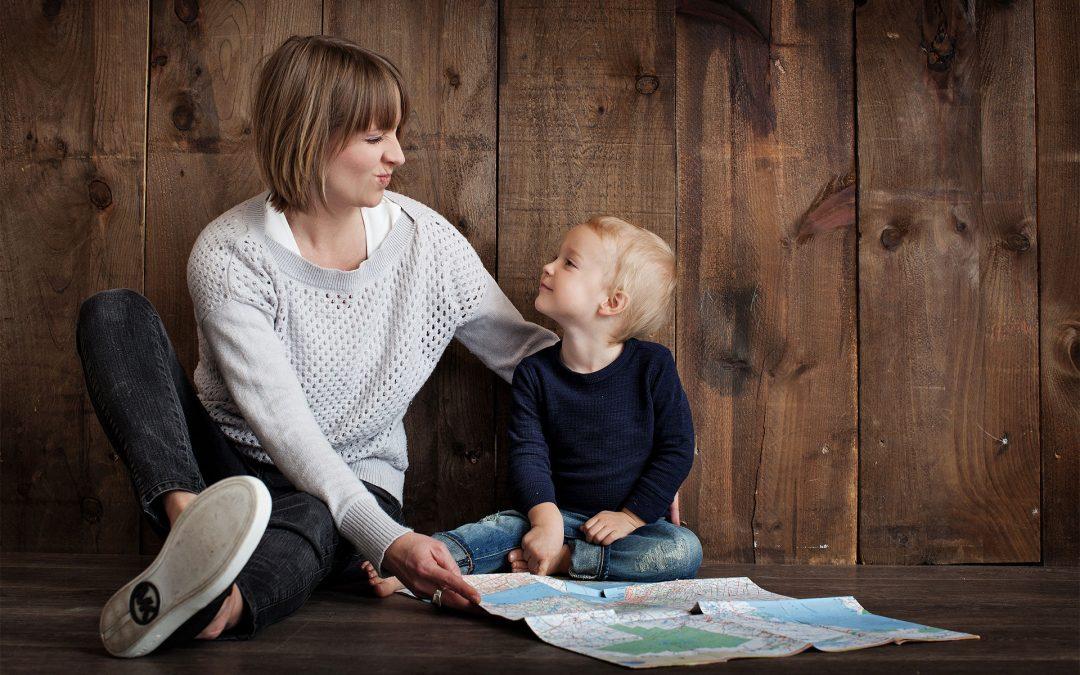 Cómo hablar para que mi niño/a escuche