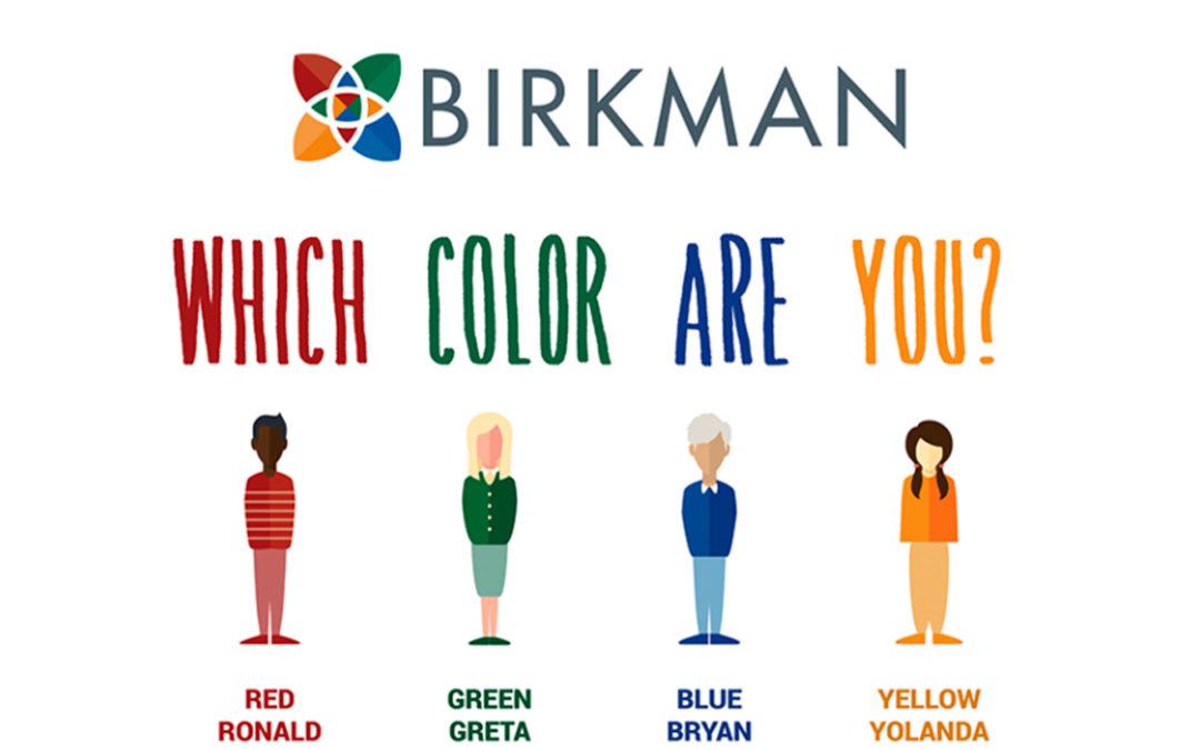 The Birkman Method para los equipos efectivos