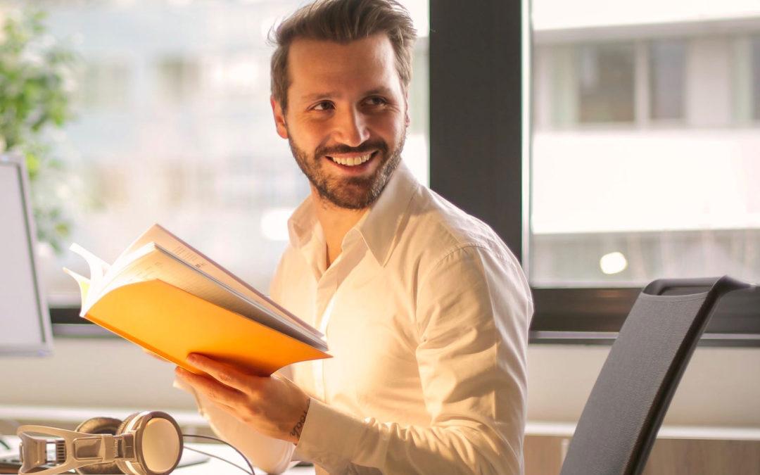 Como mantener un pensamiento positivo en el trabajo